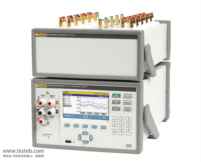 福禄克Fluke数据采集器/温度记录仪Fluke-1586A