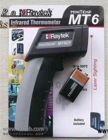 雷泰Raytek红外测温仪MT6