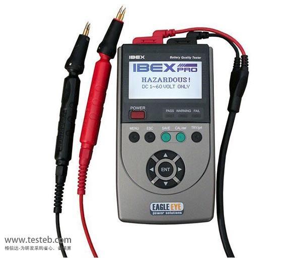 进口品牌内阻/欧姆电阻计IBEX-1000EX