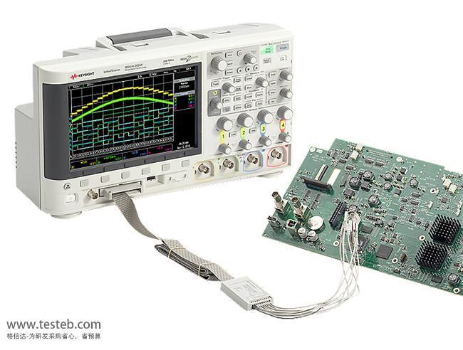 是德科技 安捷伦Agilent示波器与探头DSOX2012A