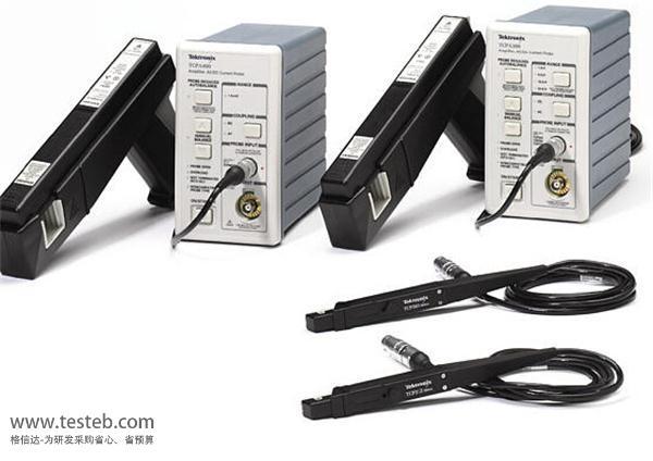 泰克Tektronix示波器与探头TCPA300-TCP312A