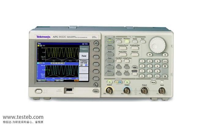 泰克Tektronix信号发生器/信号源AFG-3022C