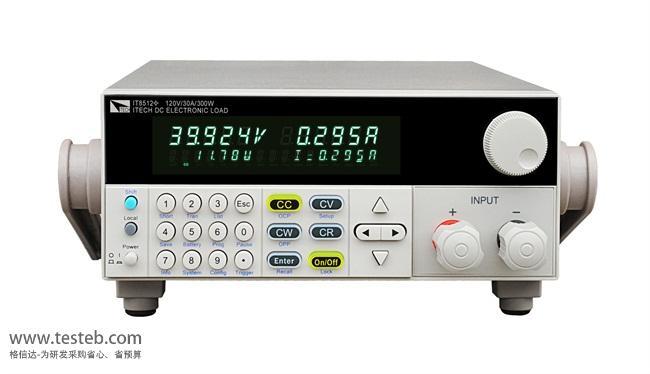 艾德克斯ITECH直流电子负载IT8512C-itech