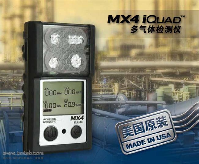 英思科indsci气体检测仪MX4