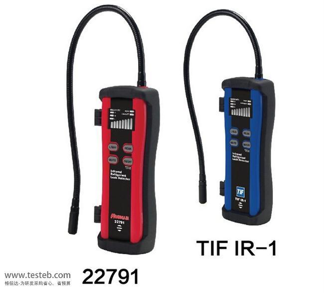 迪孚TIF气体检测仪IR-1