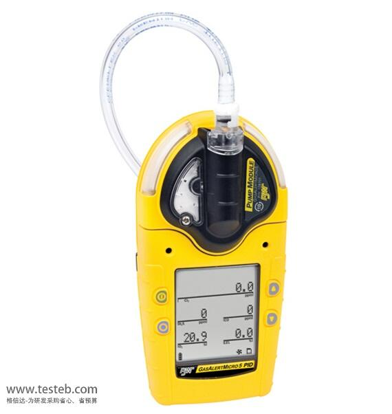 加拿大BW气体检测仪GasAlertMicro5-PID
