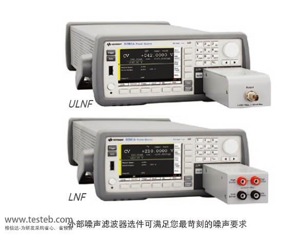 是德科技 安捷伦Agilent仪用电源B2962A