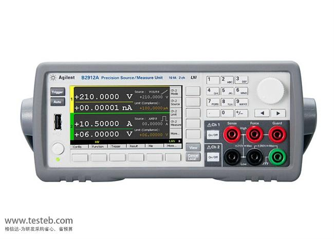 是德科技 安捷伦Agilent B2911A-B2912A直流电源