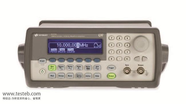 是德科技 安捷伦Agilent信号发生器/信号源33210A
