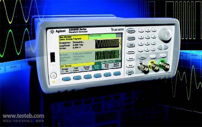 是德科技 安捷伦Agilent信号发生器/信号源33510B