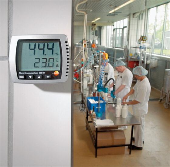 德图testo环境检测仪testo-608