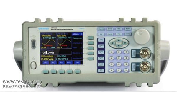 安泰信ATTEN信号发生器/信号源ATF20B