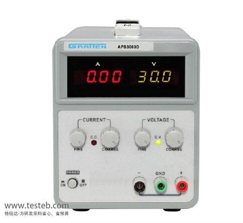 安泰信ATTEN仪用电源APS3005D