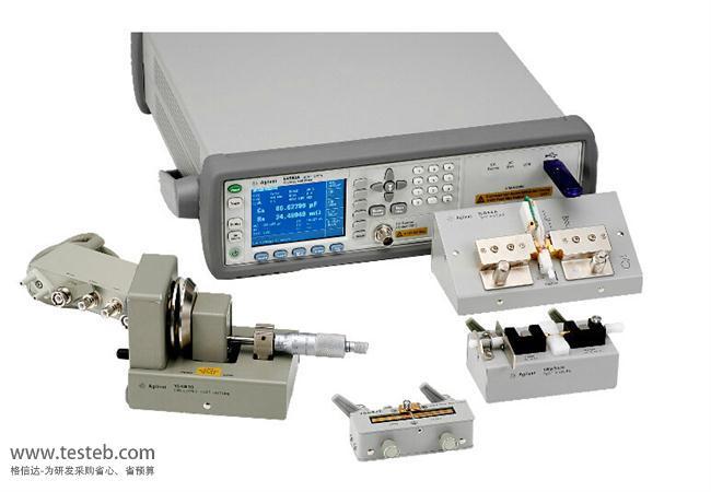 是德科技 安捷伦Agilent E4980ALCR测试仪/电桥表