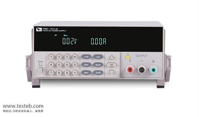 艾德克斯ITECH仪用电源IT6832