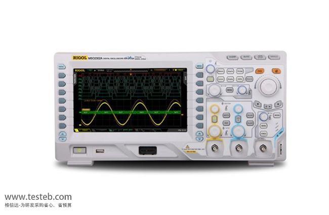 普源RIGOL示波器与探头MSO2202A