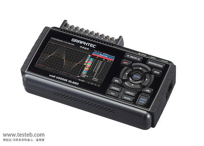 图技Graphtec数据采集器/温度记录仪GL220