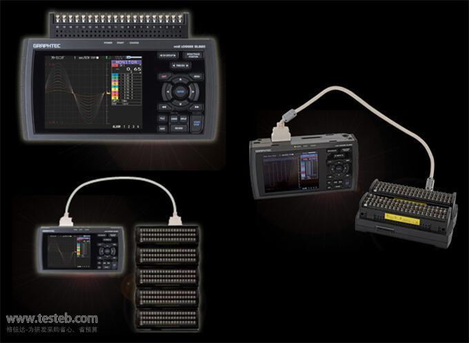图技Graphtec数据采集器/温度记录仪GL820