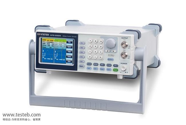 固纬GWINSTEK信号发生器/信号源AFG-2225