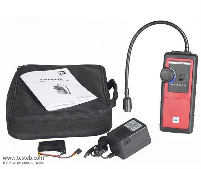 迪孚TIF TIF-8800X气体检测仪