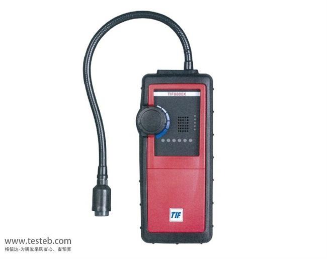 迪孚TIF气体检测仪TIF-8800X