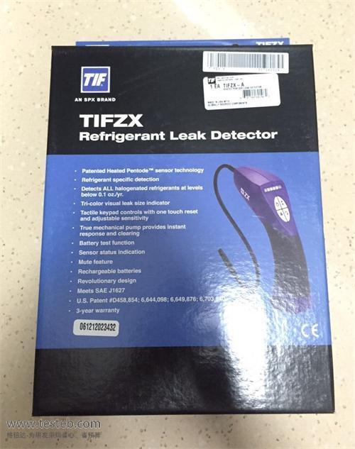 迪孚TIF气体检测仪TIFZX-A