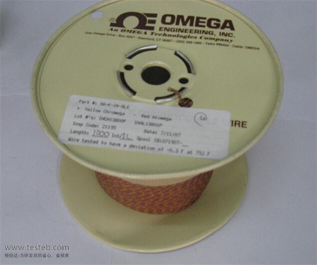美国Omega热电阻/热电偶GG-K-24-SLE