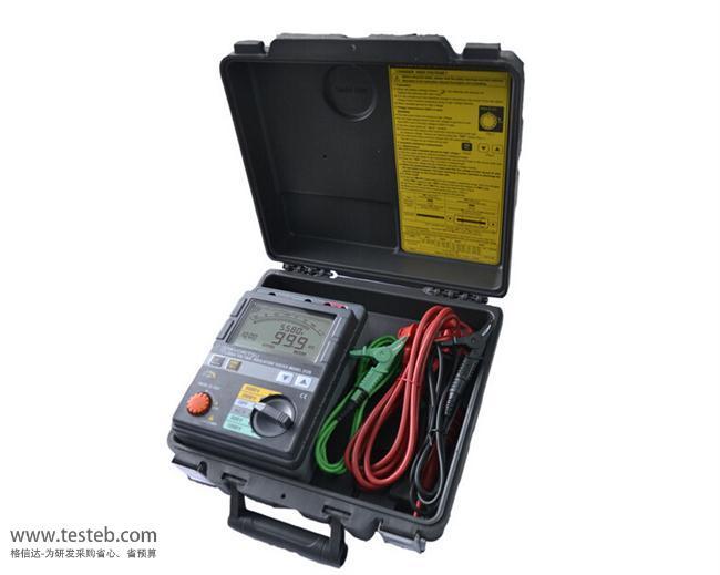 日本共立3125绝缘电阻测试仪kew3125高压兆欧表