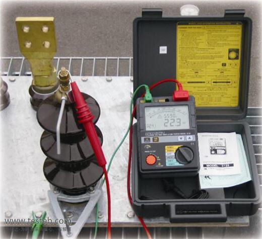 共立KYORITSU KEW3125兆欧表/绝缘电阻表