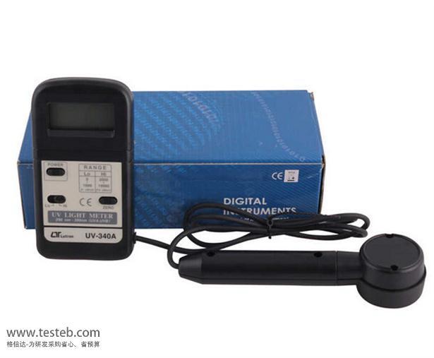 国产品牌辐照度计UV-340A