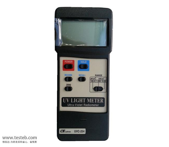 国产品牌辐照度计UVC-254