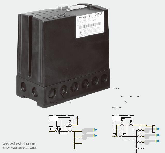 进口品牌火焰检测器VPM-VC