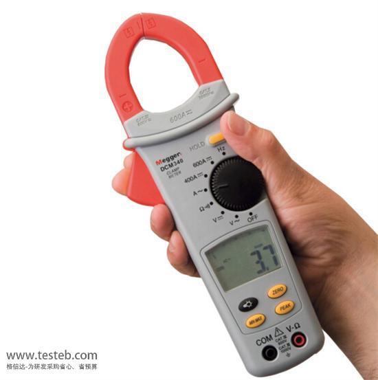 美国Megger钳形电流表/钳型表DCM340