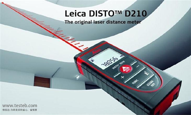 徕卡Leica手持式激光测距仪D210