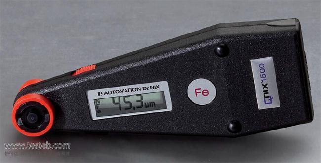 尼克斯QuaNix测厚仪QNix1500