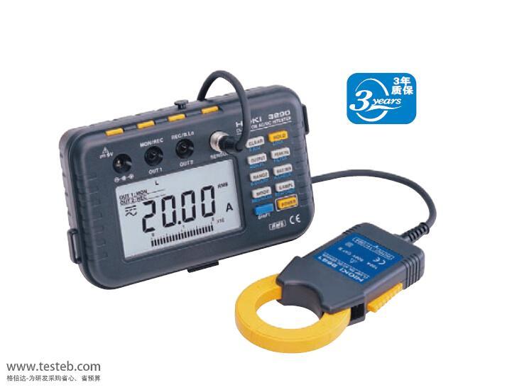日置hioki 3290钳型表交直流电流钳形表