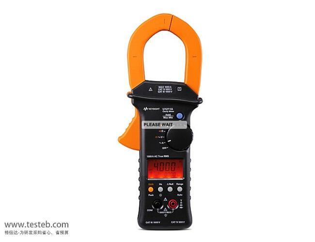 是德科技 安捷伦Agilent U1211A钳形电流表/钳型表