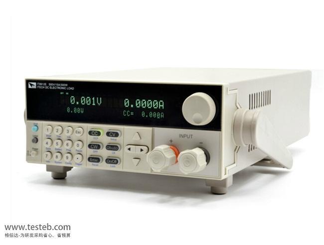 艾德克斯ITECH IT8912E直流电子负载
