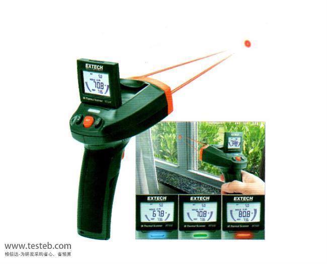 美国Extech IRT500便携式测温枪