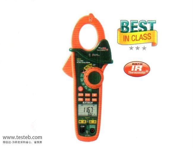 美国Extech钳形电流表/钳型表EX623