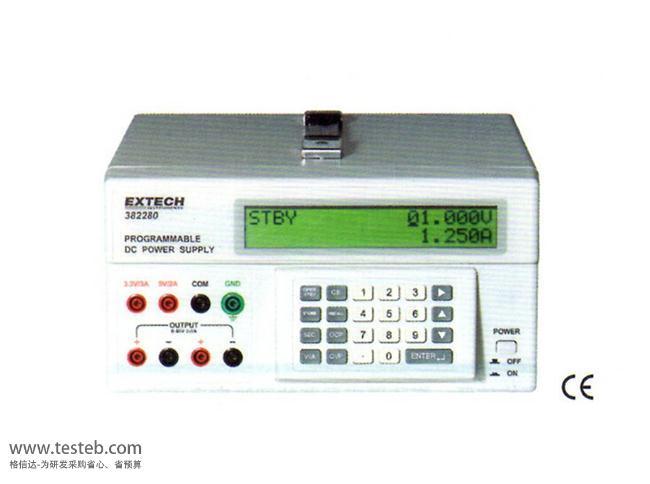 美国Extech 382280直流电源