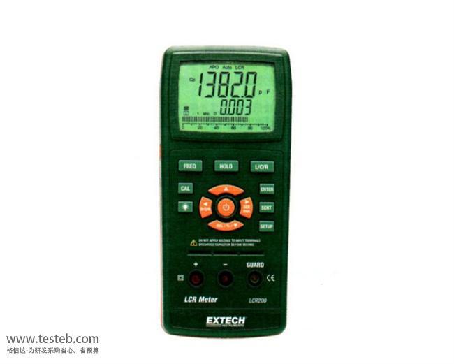 美国ExtechLCR测试仪/电桥表LCR200