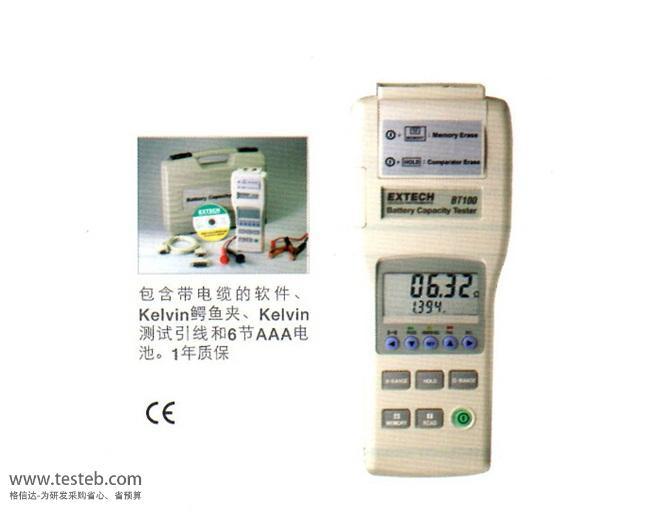 美国Extech BT100电池测试仪