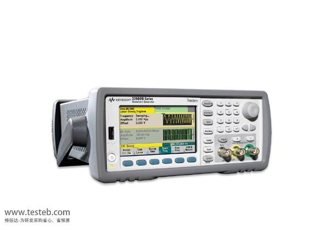 是德科技 安捷伦Agilent信号发生器/信号源33511B