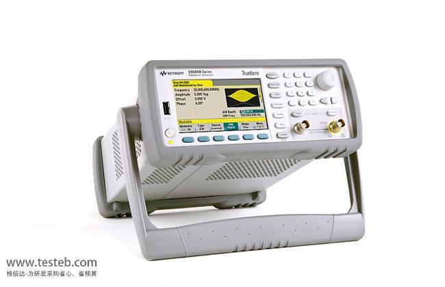 是德科技 安捷伦Agilent信号发生器/信号源33519B