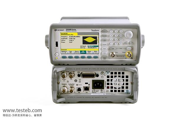 是德科技 安捷伦Agilent信号发生器/信号源33521B