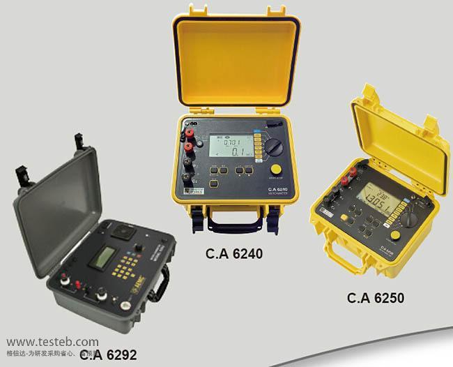 法国CA内阻/欧姆电阻计CA6292