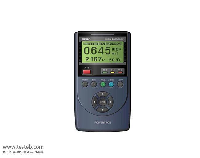 进口品牌内阻/欧姆电阻计IBEX-2000PRO