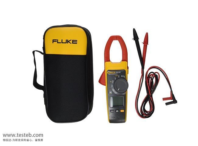 福禄克Fluke钳形电流表/钳型表374FC