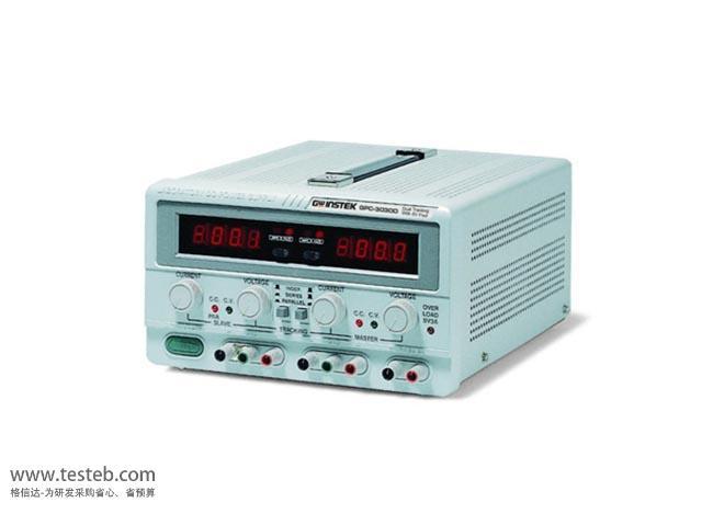 固纬gwinstek直流电源gpc-6030d规格说明书